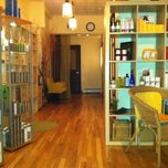 Photo taken at 119 Smith Street Spa by Danielle M. on 1/15/2012