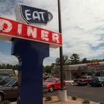Photo taken at Rockin' Comet Diner by The News & Observer on 7/10/2012