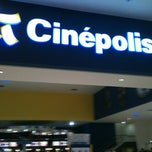 Photo taken at Cinepolis by Luis R. on 7/8/2012