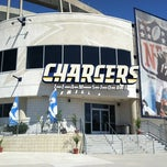 Photo taken at Chargers Team Store by Chuck F. on 8/31/2012