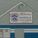 Photo taken at Sayreville Little League by Rich G. on 4/20/2012