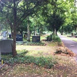 Photo taken at Südfriedhof by Joheum B. on 8/26/2012