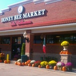 Photo taken at Honey Bee Market - La Colmena by Sean B. on 10/8/2011
