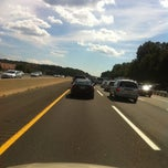 Photo taken at New Jersey Turnpike - East Brunswick by Mr 4squAre on 8/24/2011