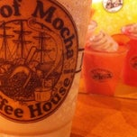 Photo taken at Port of Mocha Coffee House by Dj U. on 7/24/2011