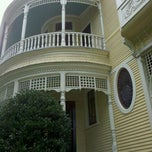Photo taken at Wilson-Sottile House, College of Charleston by Tara T. on 9/5/2011