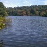 Photo taken at Van Cortlandt Park by Ismael R. on 10/11/2011