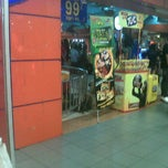Photo taken at TIMEZONE (THAMRIN PLAZA LT. 6) by Tri A. on 5/27/2012