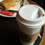 Photo taken at Starbucks 星巴克 by Josh L. on 2/4/2011