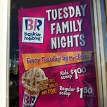 Photo taken at Baskin-Robbins by Conrad & Jenn R. on 8/3/2011