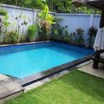 Photo taken at Grand Namaste Villa and Spa by Dewi B. on 5/6/2012