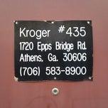 Photo taken at Kroger by Legendary on 2/14/2012
