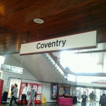 Photo taken at Coventry Railway Station (COV) by David L. on 7/18/2012