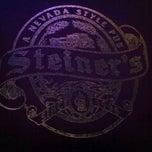 Photo taken at Steiner's by William B. on 6/17/2012