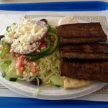 Photo taken at Mykonos Grill by Stephane B. on 6/13/2012