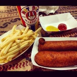 Photo taken at Hot Dog on a Stick by mistahapa on 4/7/2012