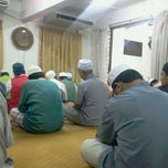 Photo taken at Surau Al-Furqan by 파이살 on 7/25/2012