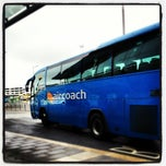 Photo taken at Aircoach Stop (Terminal 2 - Dublin Airport) by Iarla B. on 4/18/2012