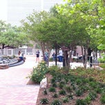 Photo taken at Market Square Park by Glenn S. on 4/10/2011