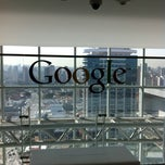 Photo taken at Google Brasil by Dulce Helena Melchiori N. on 7/27/2012