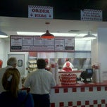 Photo taken at Five Guys by Michael S. on 6/8/2011