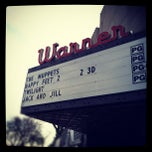 Photo taken at Bow Tie Cinemas Warner Quad by Rebecca F. on 11/26/2011