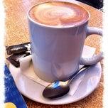 Photo taken at Grange Jetty Cafe by Luvmylatte on 3/12/2012