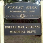 Photo taken at Forest Park by Arlene S. on 7/27/2011