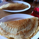 Photo taken at Hari's Creperie by MichalisA on 10/30/2011