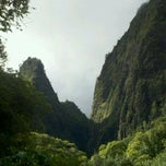 Photo taken at ʻĪao Valley State Park by Lola S. on 9/10/2011