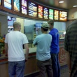 Photo taken at Arby's by Jason B. on 5/24/2012