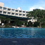 Photo taken at Hotel Sheraton Presidente San Salvador by Fernando C. on 5/18/2012
