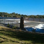 Photo taken at White Rock Lake Spillway by Cynthia G. on 10/19/2011