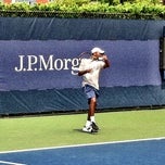 Photo taken at Court 5 - USTA Billie Jean King National Tennis Center by ~C on 9/4/2011