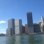 Photo taken at NY Water Taxi - IKEA Ferry by Larry L. on 8/29/2012