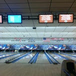 Photo taken at New City Bowl and Batting Cages by Adam H. on 7/7/2012
