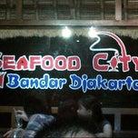 Photo taken at Bandar Djakarta by Donny S. on 7/14/2012