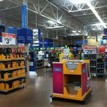 Photo taken at Walmart Supercenter by Harley M. on 8/9/2012
