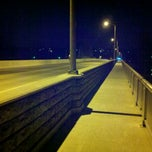 Photo taken at 8th Street Bridge by Kevin P. on 11/10/2011