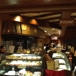 Photo taken at la Madeleine Country French Café by Estefanía J. on 7/11/2012