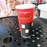 Photo taken at Burgers on the Edge by Neiman B. on 8/27/2012