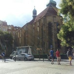 Photo taken at Židovské muzeum | Jewish Museum in Prague by Christophe W. on 8/3/2012