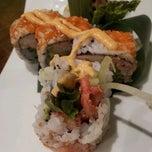 Photo taken at Jasmine Asian Cuisine by Pamela W. on 2/25/2012