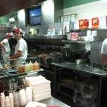 Photo taken at Dickie Jo's Burgers by Bridget K. on 4/29/2012