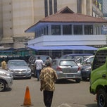 Photo taken at Masjid Bank Panin Pusat by AiAiAi on 9/9/2011