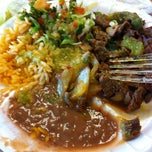 Photo taken at Tacos El Pastor by Jay A. on 7/10/2012