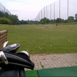 Photo taken at Beach Fairway Golf Range by Baks on 6/11/2012