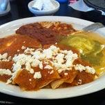 Photo taken at Garibaldi De Noche Restaurant by Sergio U. on 3/14/2012