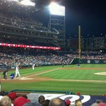 Photo taken at Section 128 by Jon G. on 9/4/2012