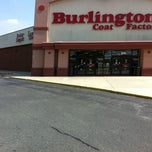 Photo taken at Burlington Coat Factory by Daniel T. on 5/31/2011